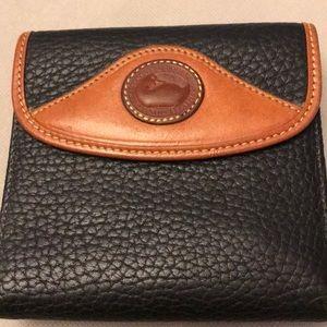Vintage Dooney & Bourke bifold wallet